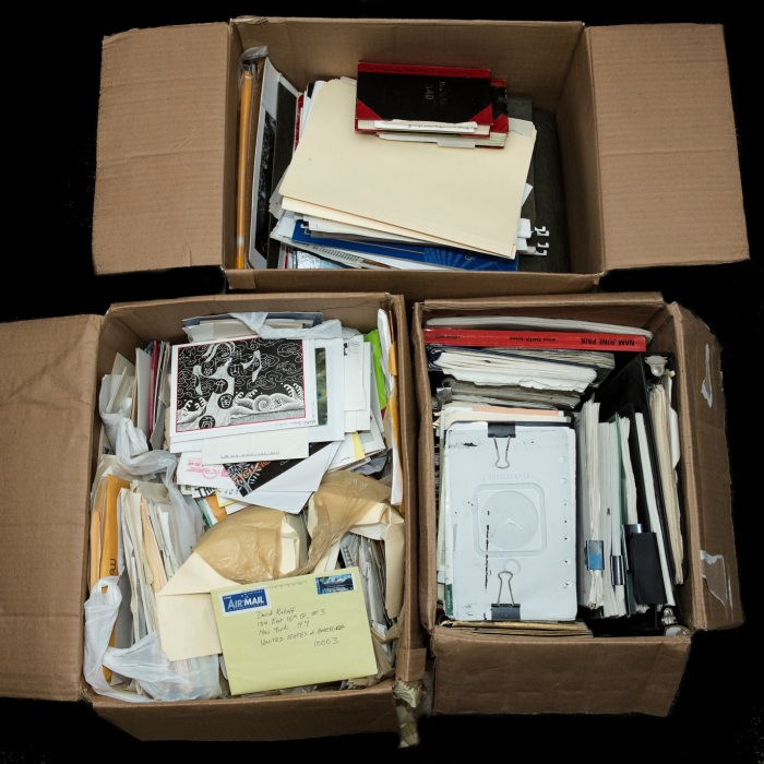 box of archives