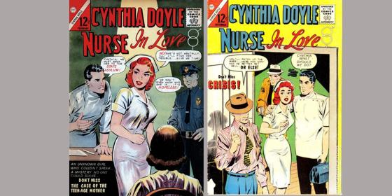 Cynthia Doyle Nurse in Love