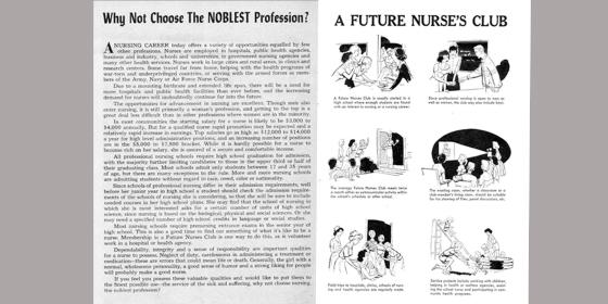 Noblest Profession Future Nurses