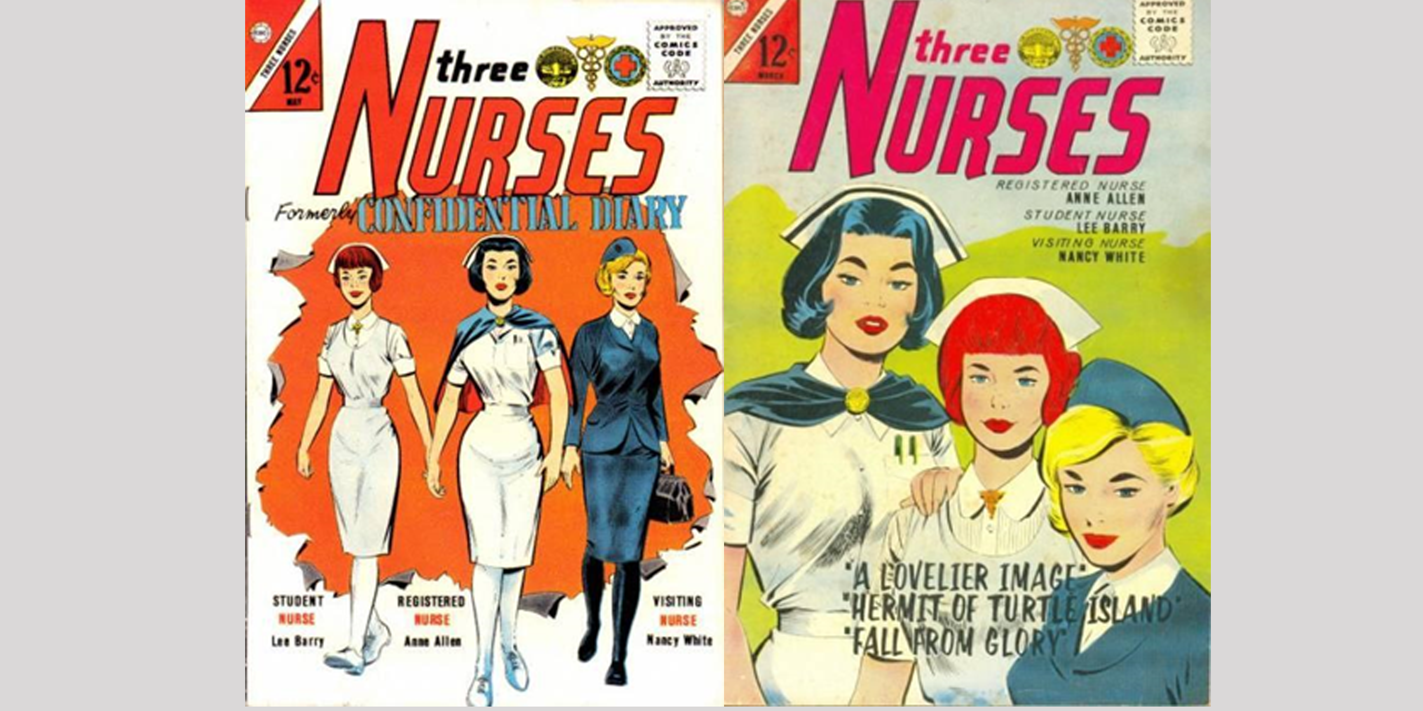 Superheroes In Scrubs Depictions Of Nurses In Comics -4036