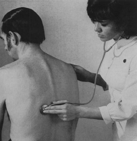 "David Littmann, ""Stethoscopes and Auscultation,"" American Journal of Nursing 72, no. 7 (July 1972): 1238."
