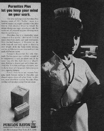 Nurse stethoscope advertisement