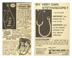 Nursescope assistoscope Canadian Nurse